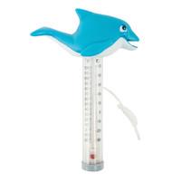 Градусник-игрушка Kokido Дельфин