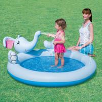 "Игровой бассейн Bestway ""Слон"" 53034B (168х152х66см.)"