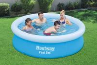 Бассейн Bestway Fast Set 15223 (183x51)